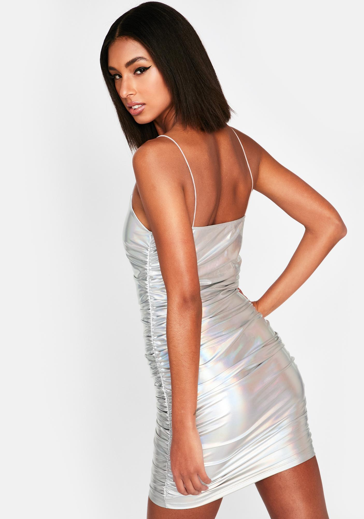 Always And Forever Mini Dress