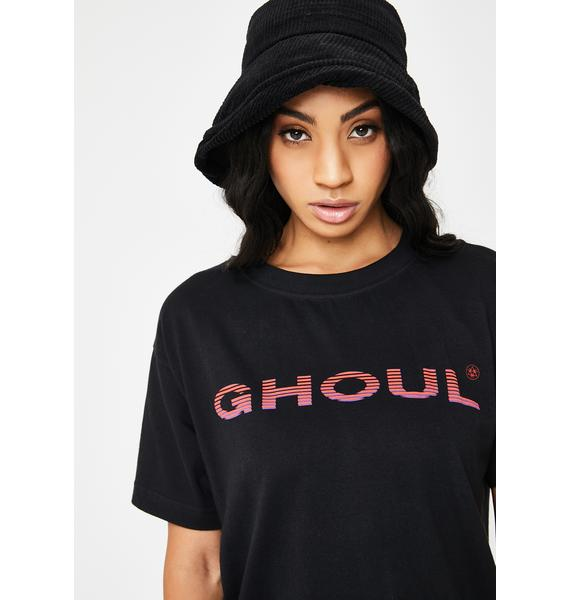 NEW FTR LDN Ghoul Graphic Tee