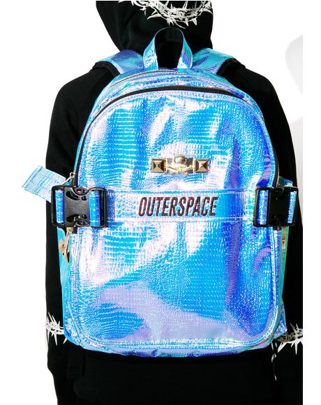 Scaled Reflection Backpack