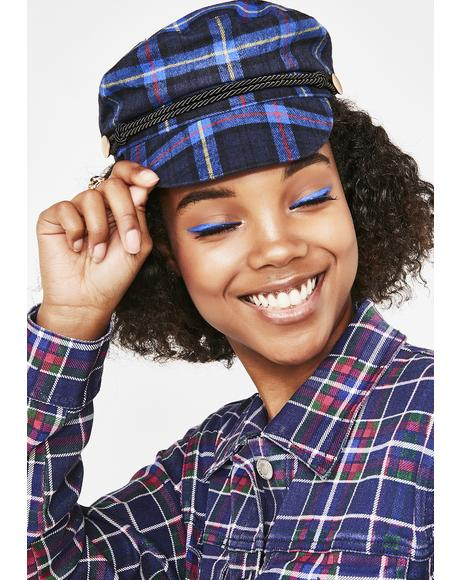 Vision Quest Plaid Hat