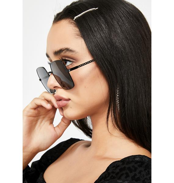 How About Not Square Sunglasses