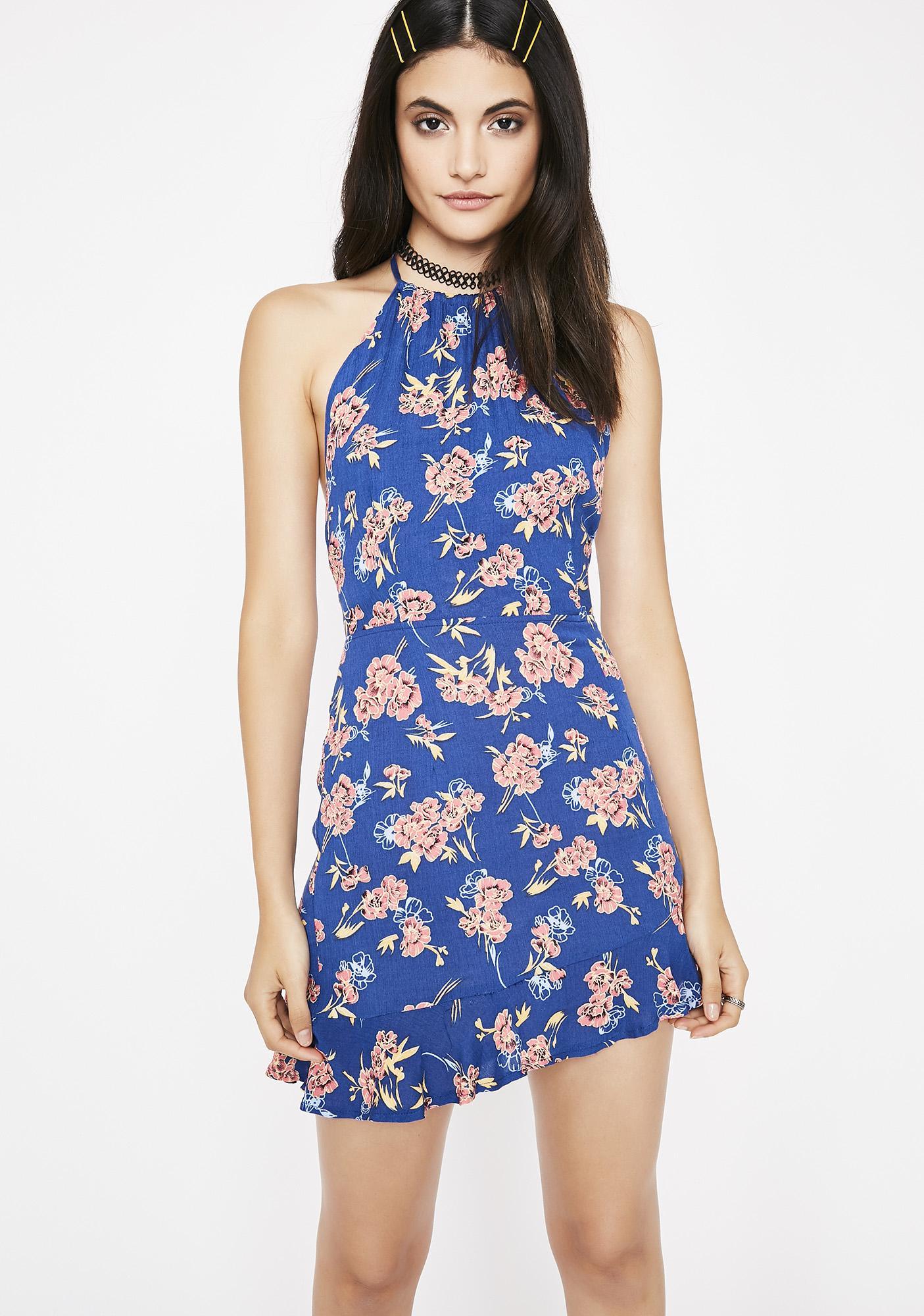 Play Date Halter Dress