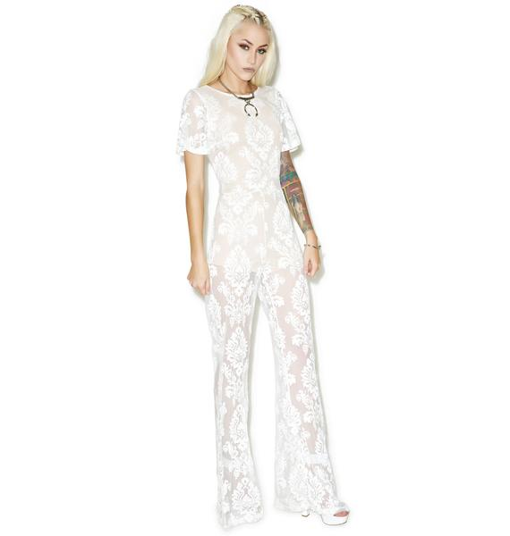 Keepsake Floral Jumpsuit