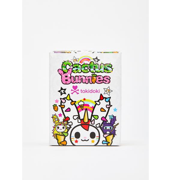 Tokidoki Cactus Bunnies Blind Box