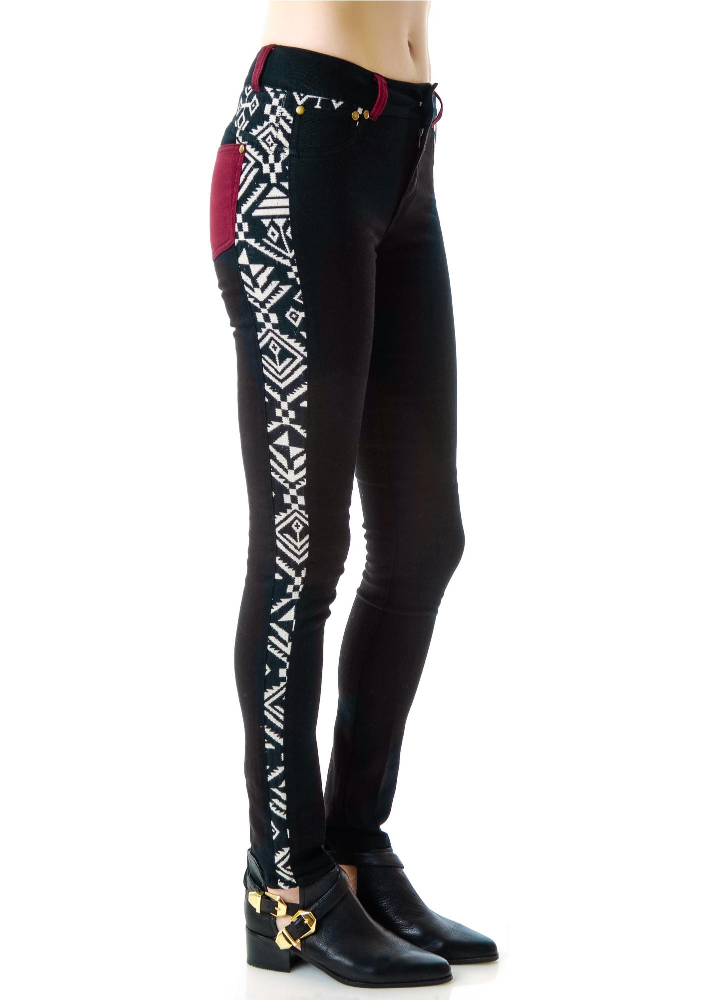 Chaser Indian Tapestry Pants