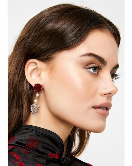 Love Hurts Drop Earrings