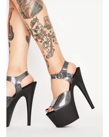 Extra Extra Platform Heels