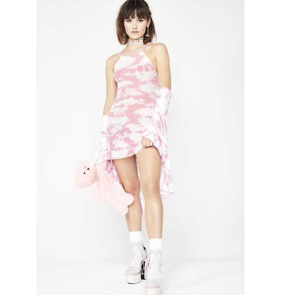 Sugar Thrillz Bliss Vision Sheer Dress