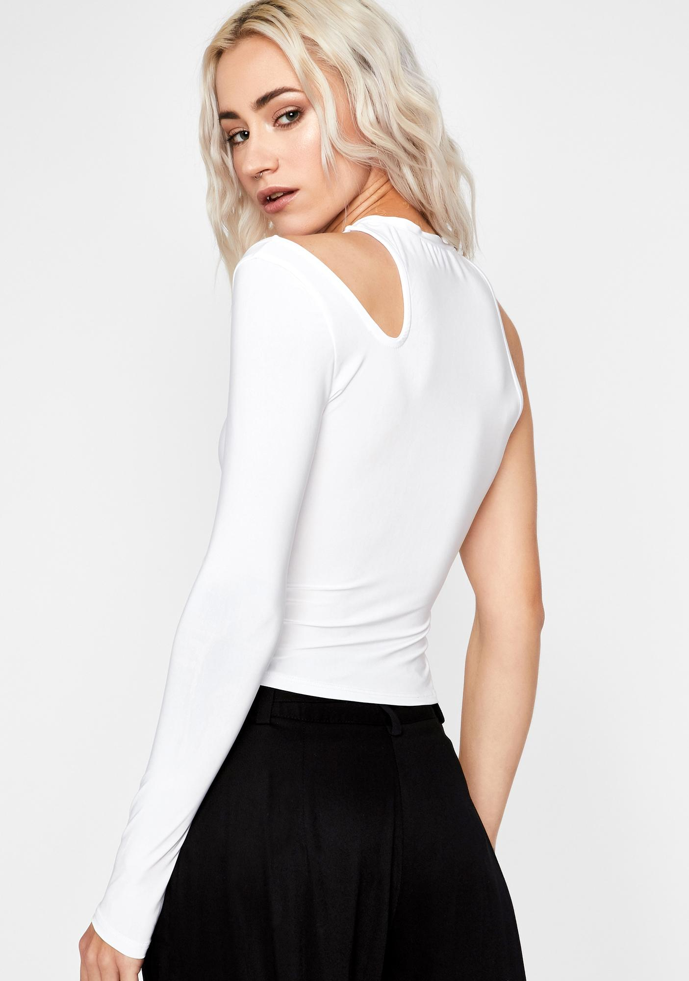 Playing Favorites Cut Out Top