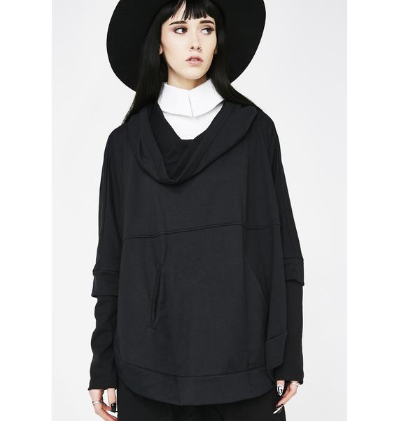MNML Atomic Madness Hooded Poncho
