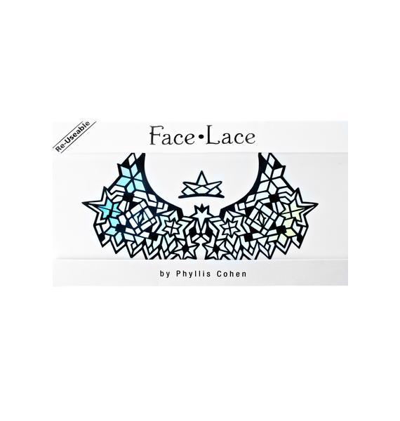Face Lace Stained Glasstra Face Lace