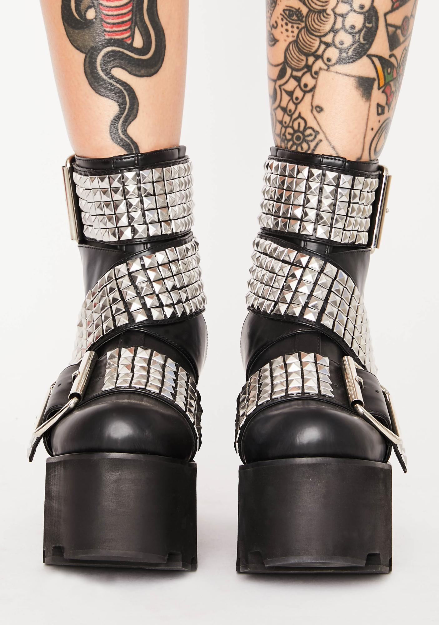 Charla Tedrick Siouxsie Ankle Boots