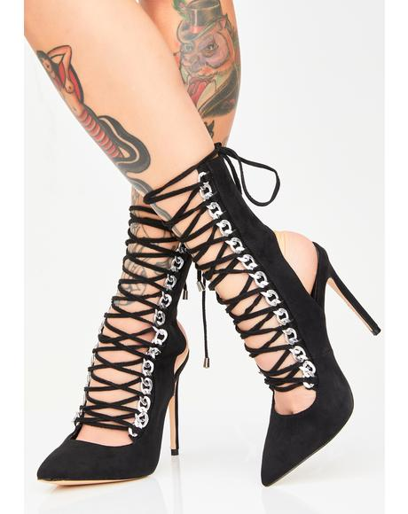 Submission Chain Heels
