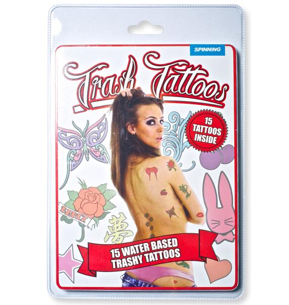 Trash Tattoos for Her