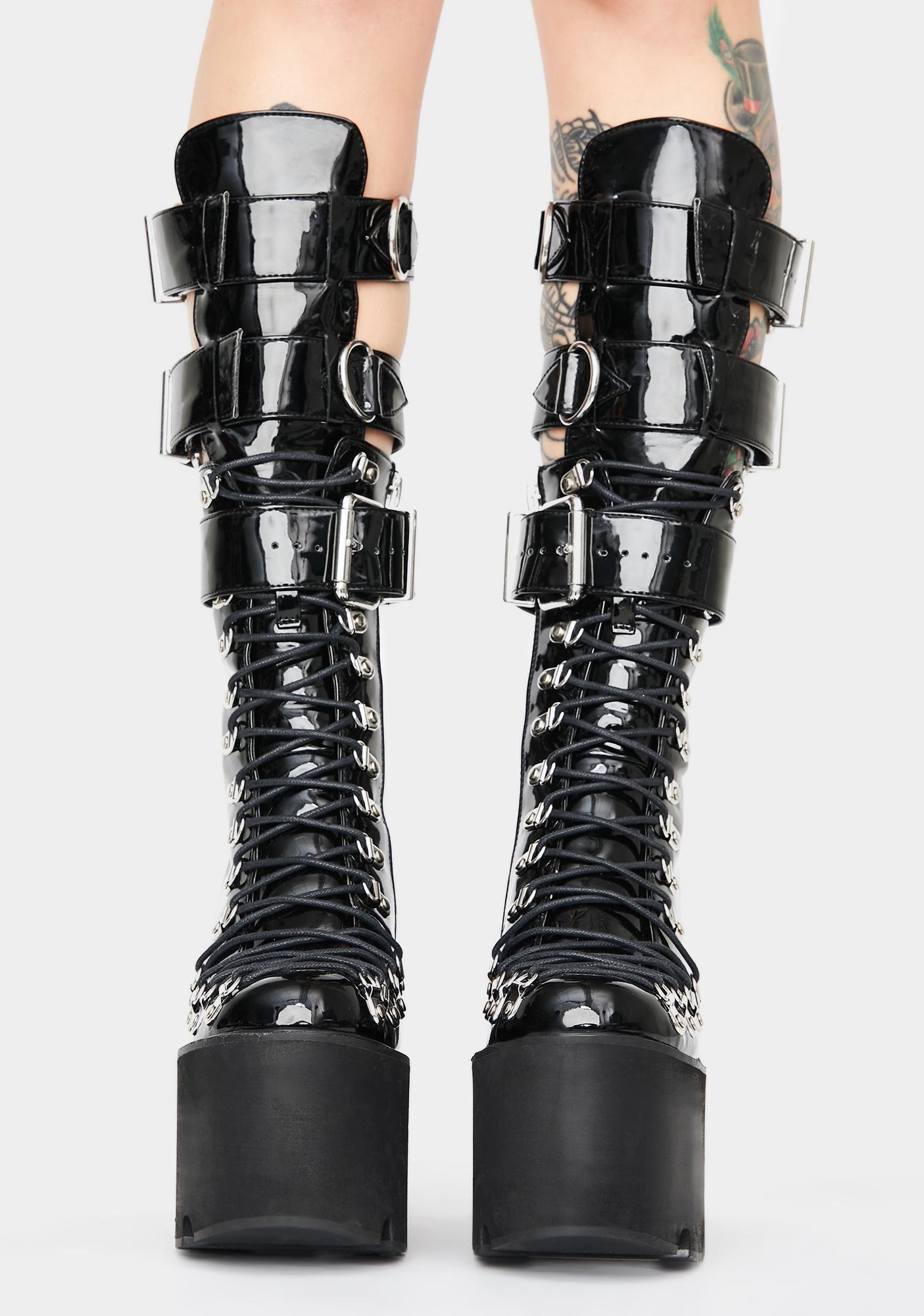 Current Mood Legendary Traitor Boots