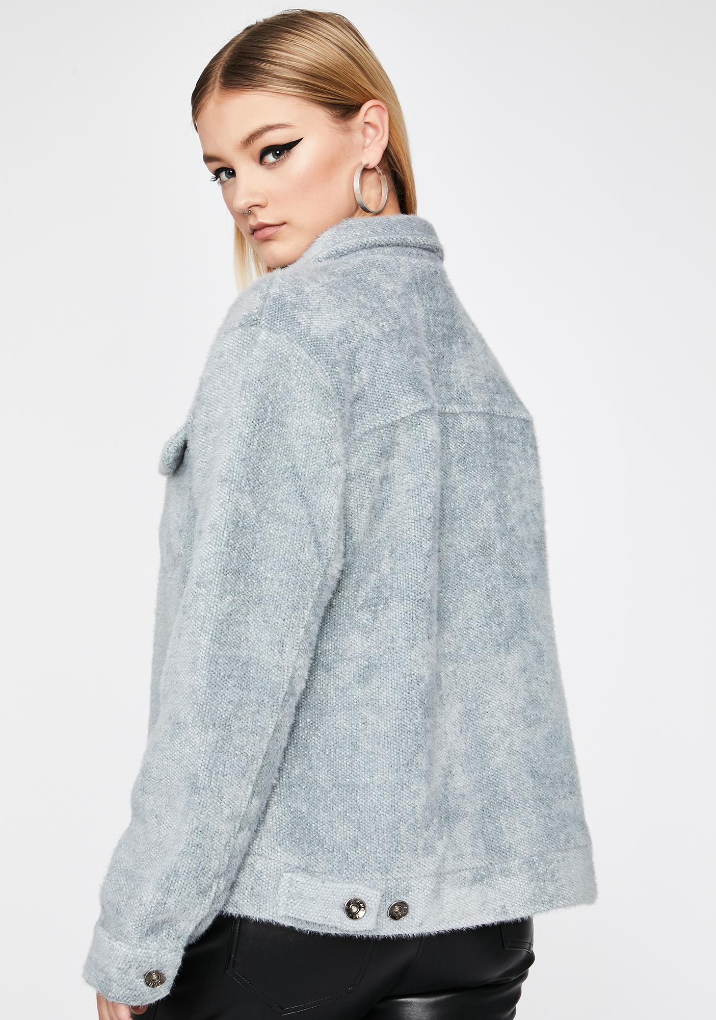 Windy City Fuzzy Jacket