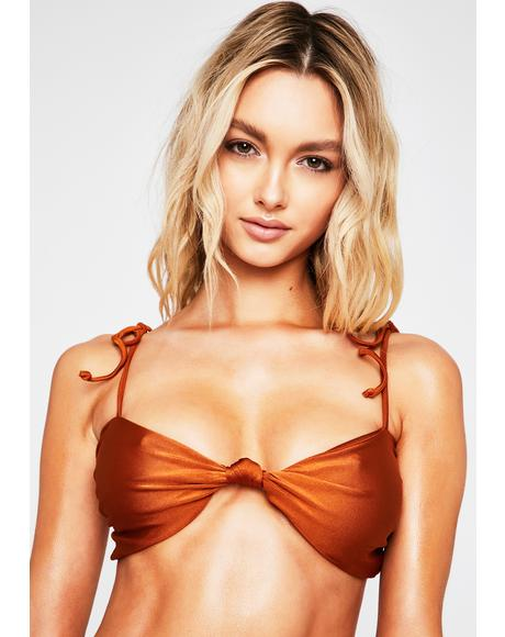 Spice Hiatus Bikini Top