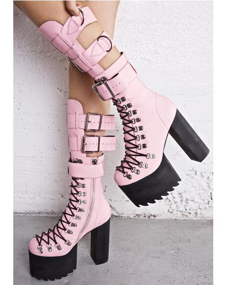 Love Defender Boots