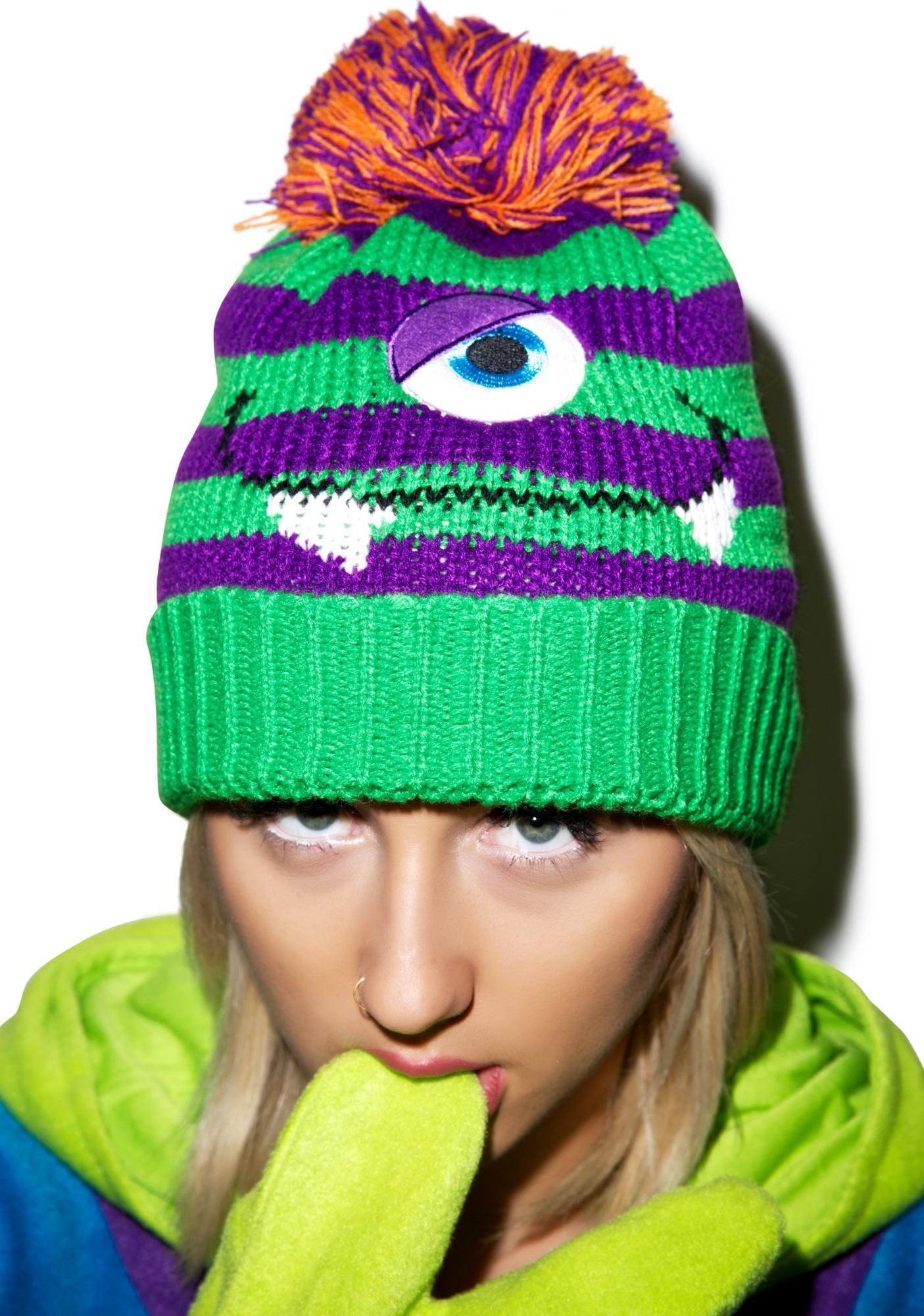 Little Monster Knit Beanie
