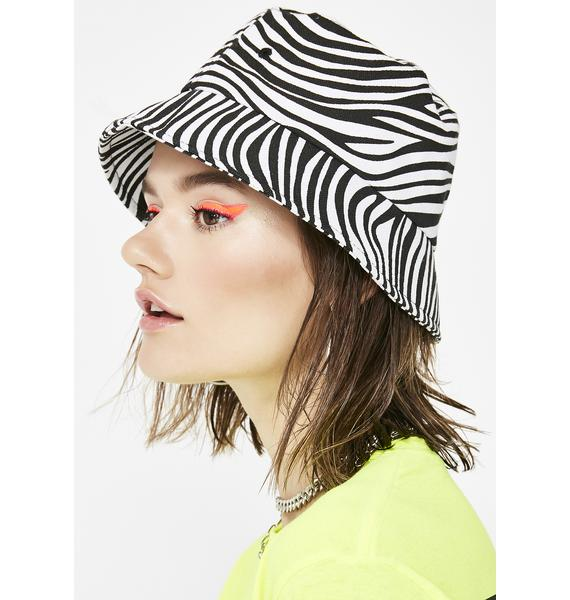 The Wild Child Bucket Hat