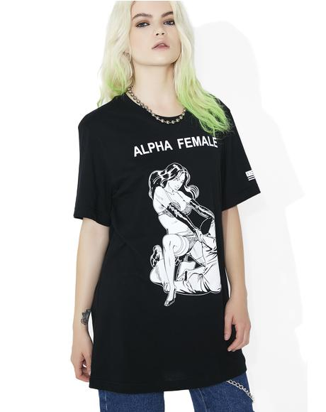 Alpha Female Tee