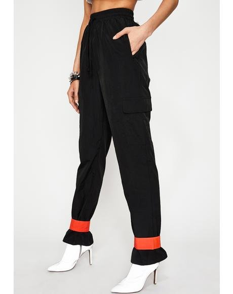 Baddie Constraint Track Pants