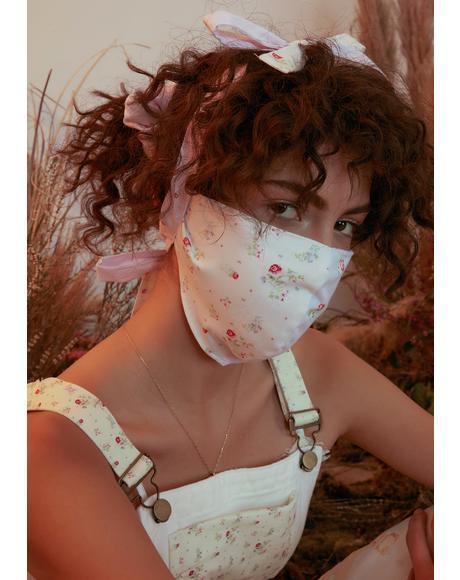 Precious Memories Face Mask And Scrunchie Set