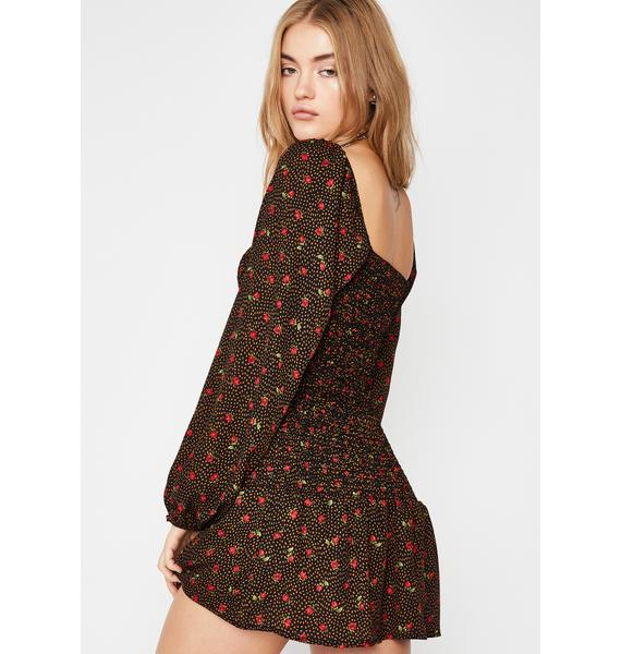 Bloom For You Floral Dress