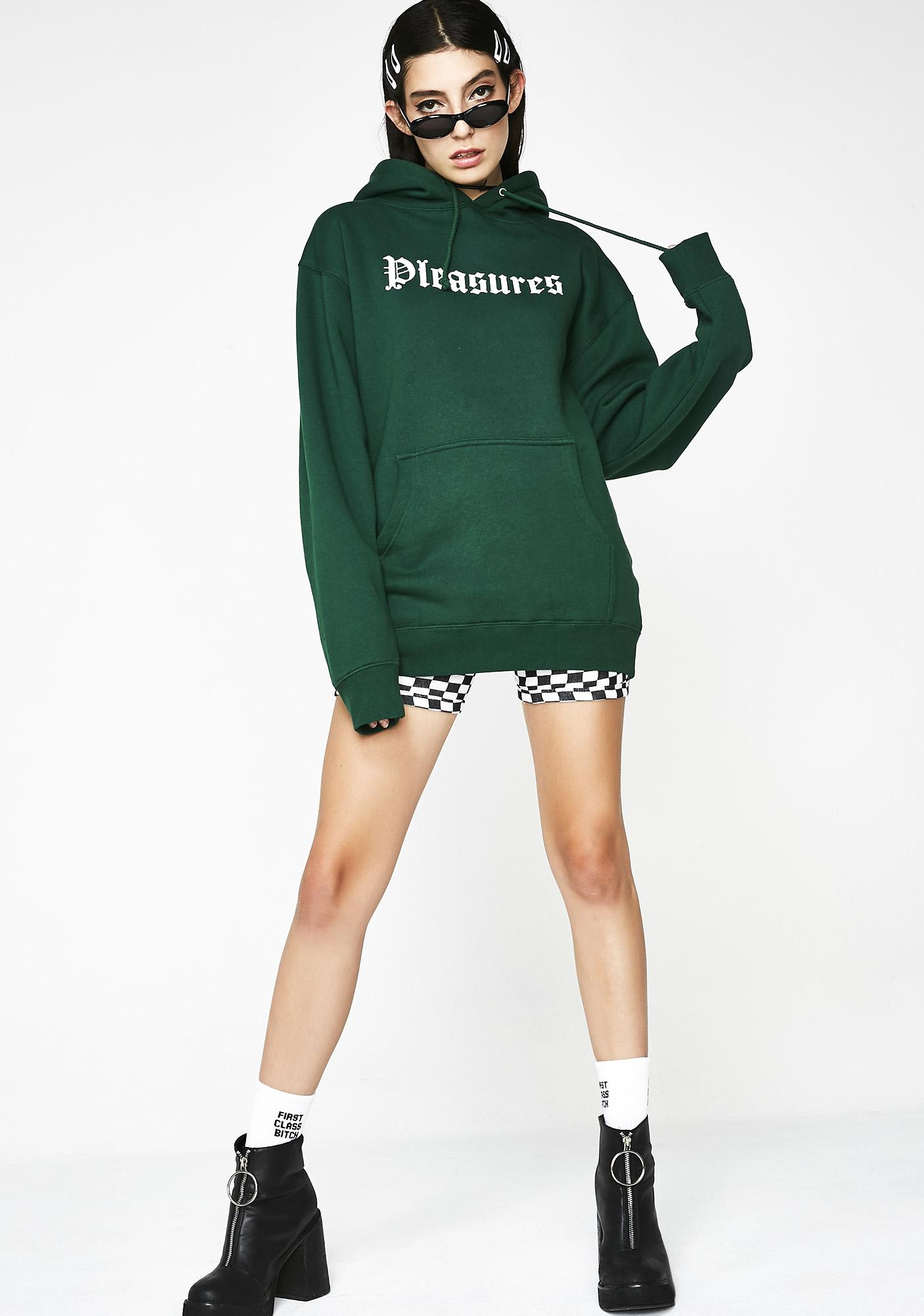 Pleasures Violence Hoody