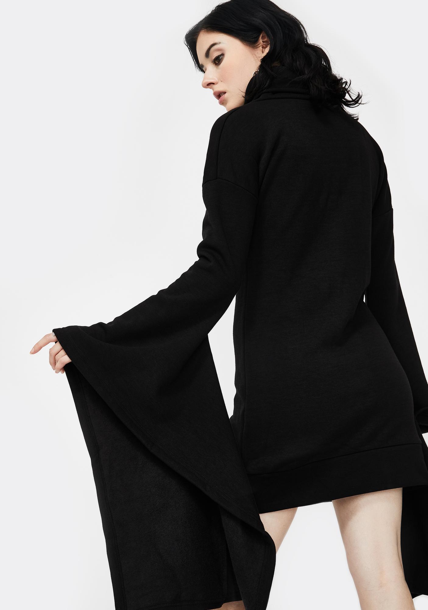 Killstar Arcadia Sweater Dress