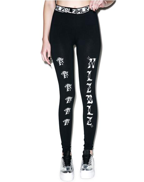 Moussey Leggings