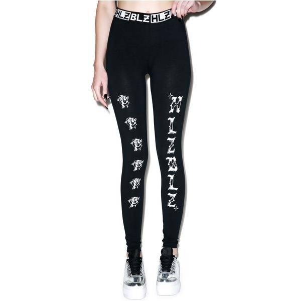 HLZBLZ Moussey Leggings