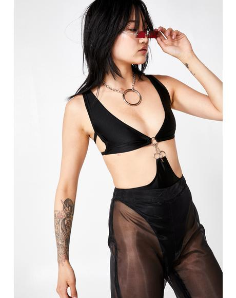 Chained Up Bodysuit