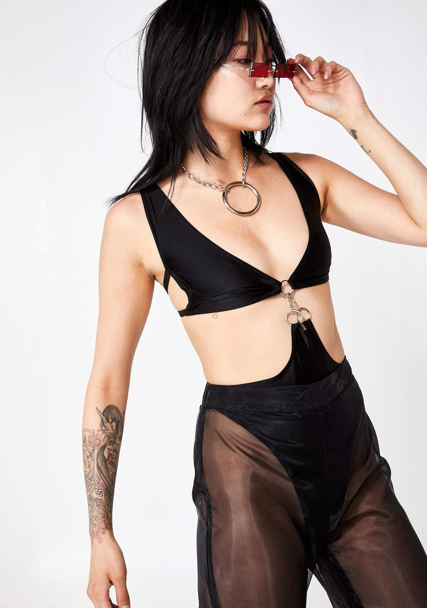 Ivy Berlin Chained Up Bodysuit