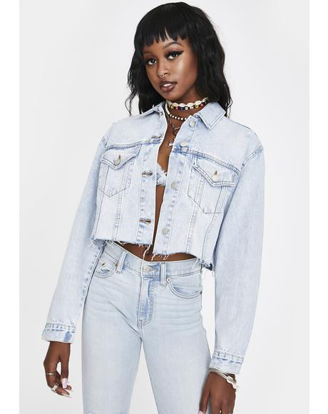 Ex Boyfriend Denim Jacket