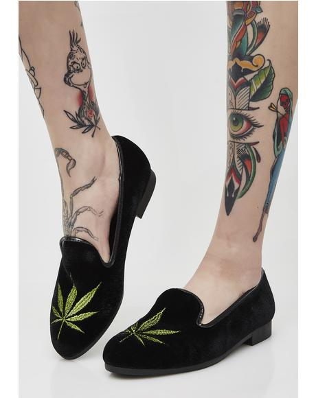 Weed Loafers