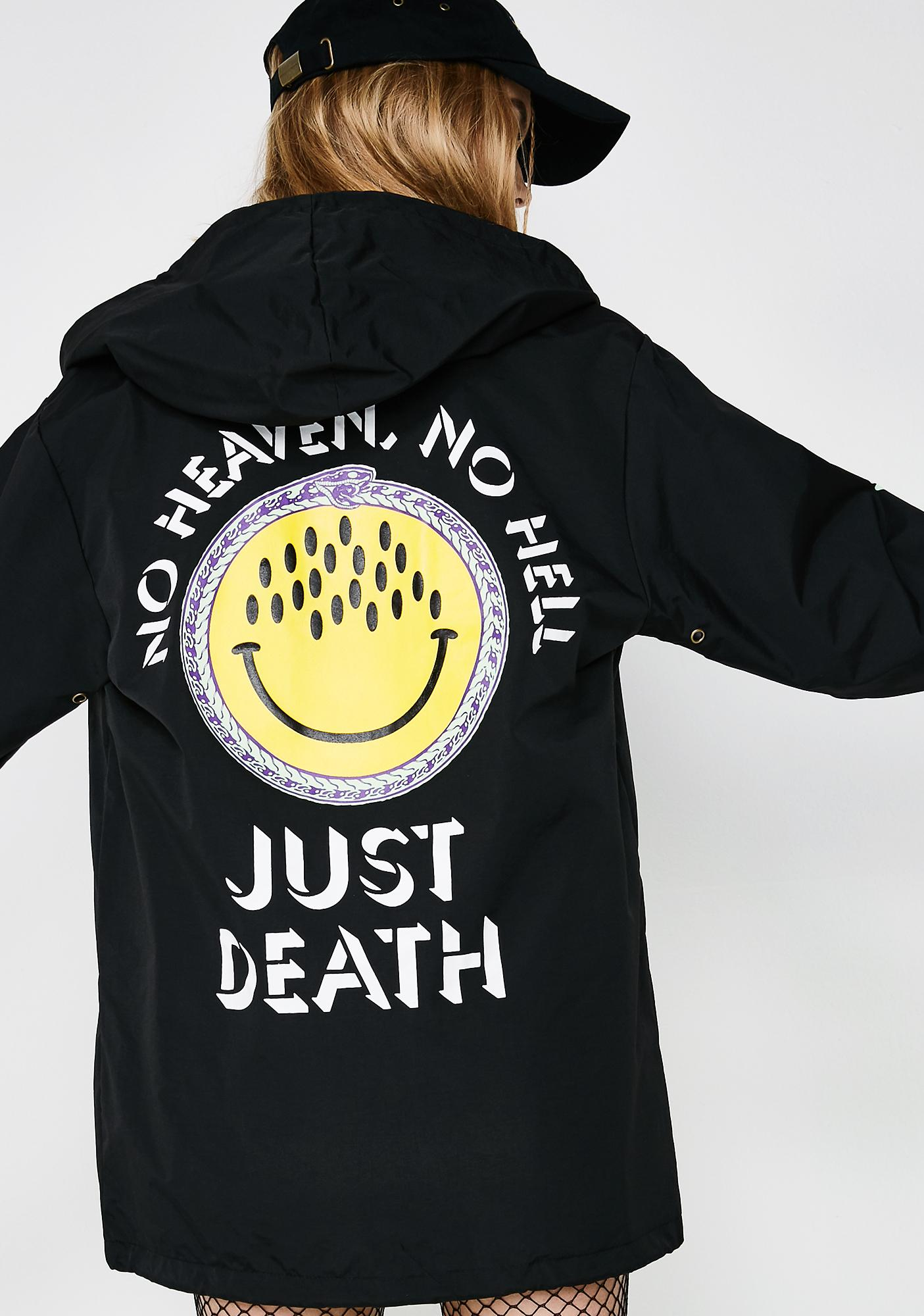 Flying Coffin Just Death Jacket