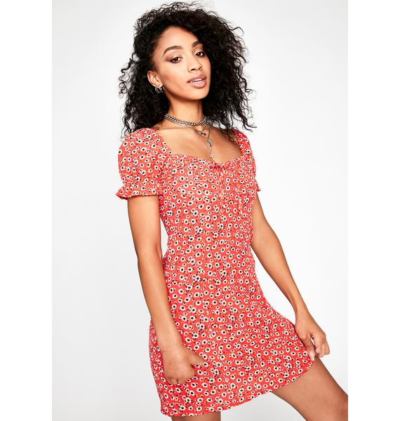 Scarlet Spoiled N' Sunny Mini Dress
