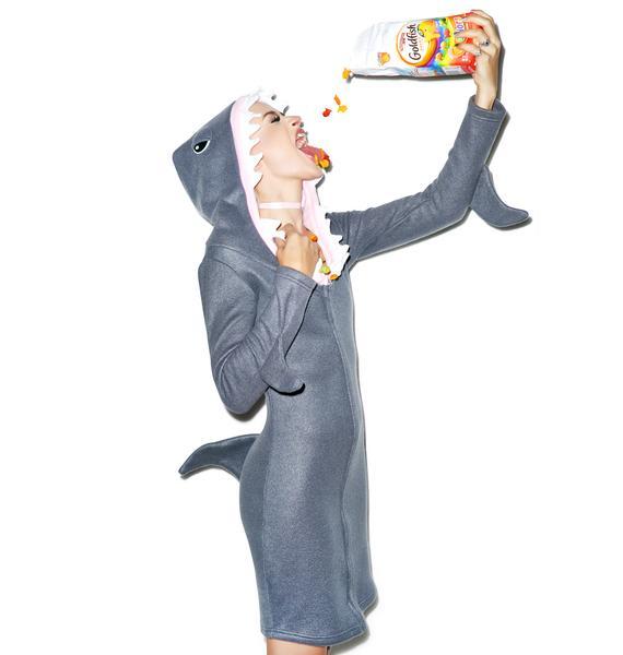 Jaws Of Life Hoodie Costume