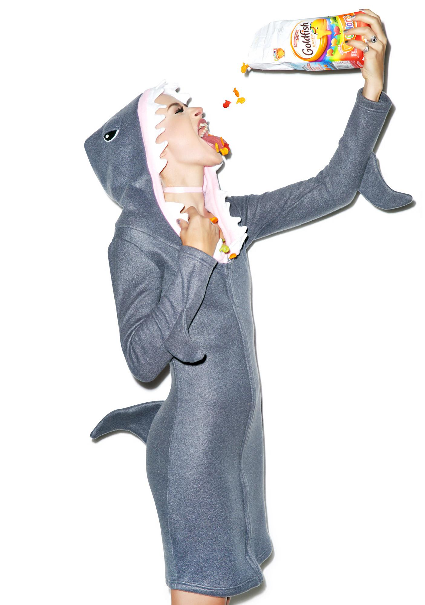 Jaws Of Life Hoodie Costume