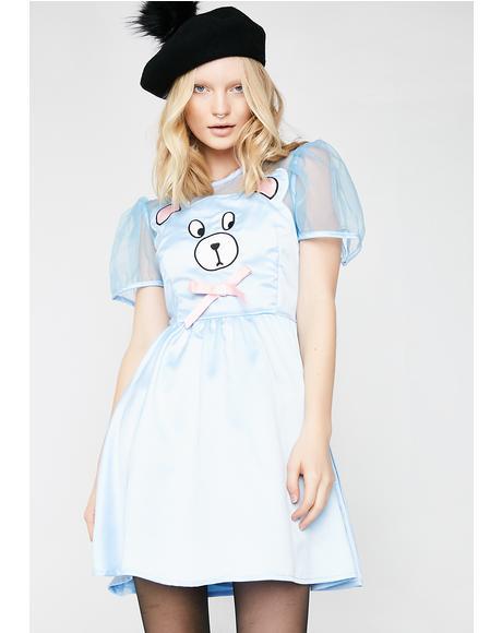Bear Front Dress