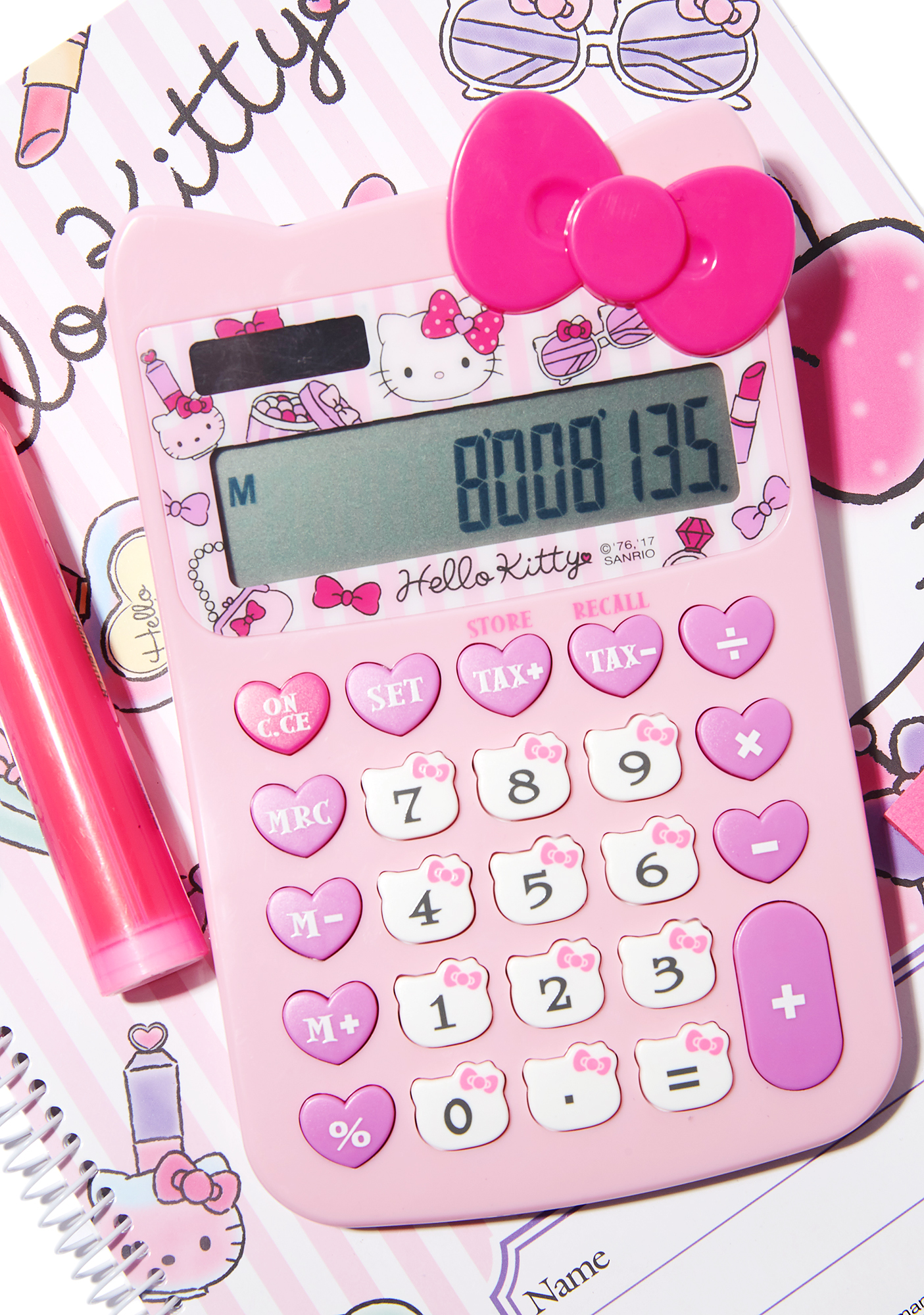Sanrio HK Calculator