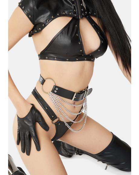 Sexy Can I Waist Belt