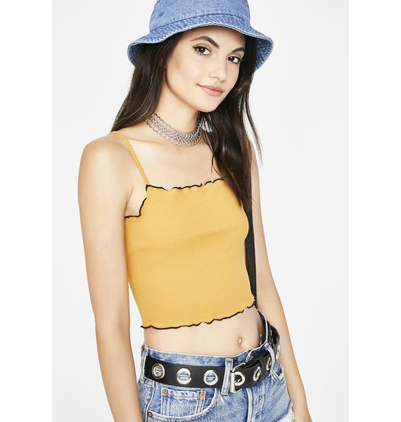 Sunny Not For You Tank Top