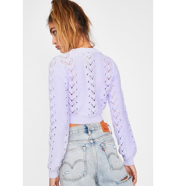 Cozy Cutie Knit Sweater
