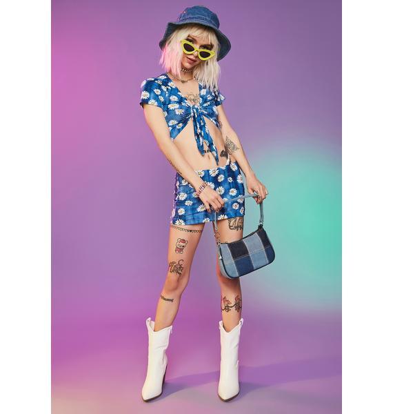 Oopsy Daisy Skirt Set
