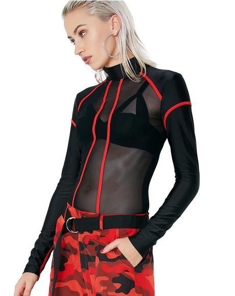 Phoenix Bodysuit