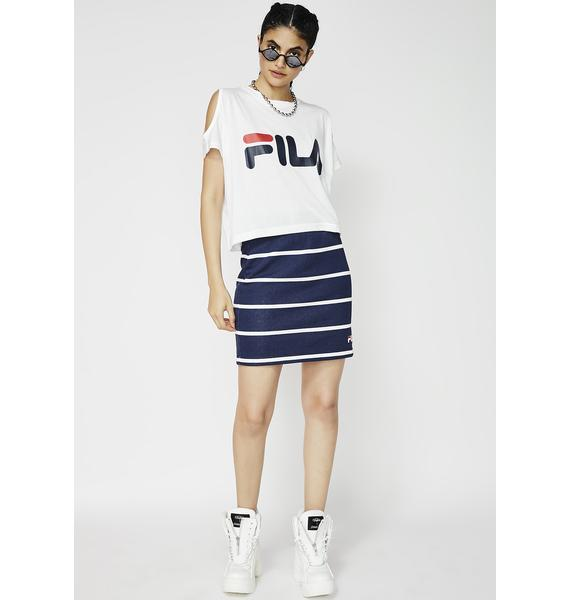 Fila Nikki Crop Top