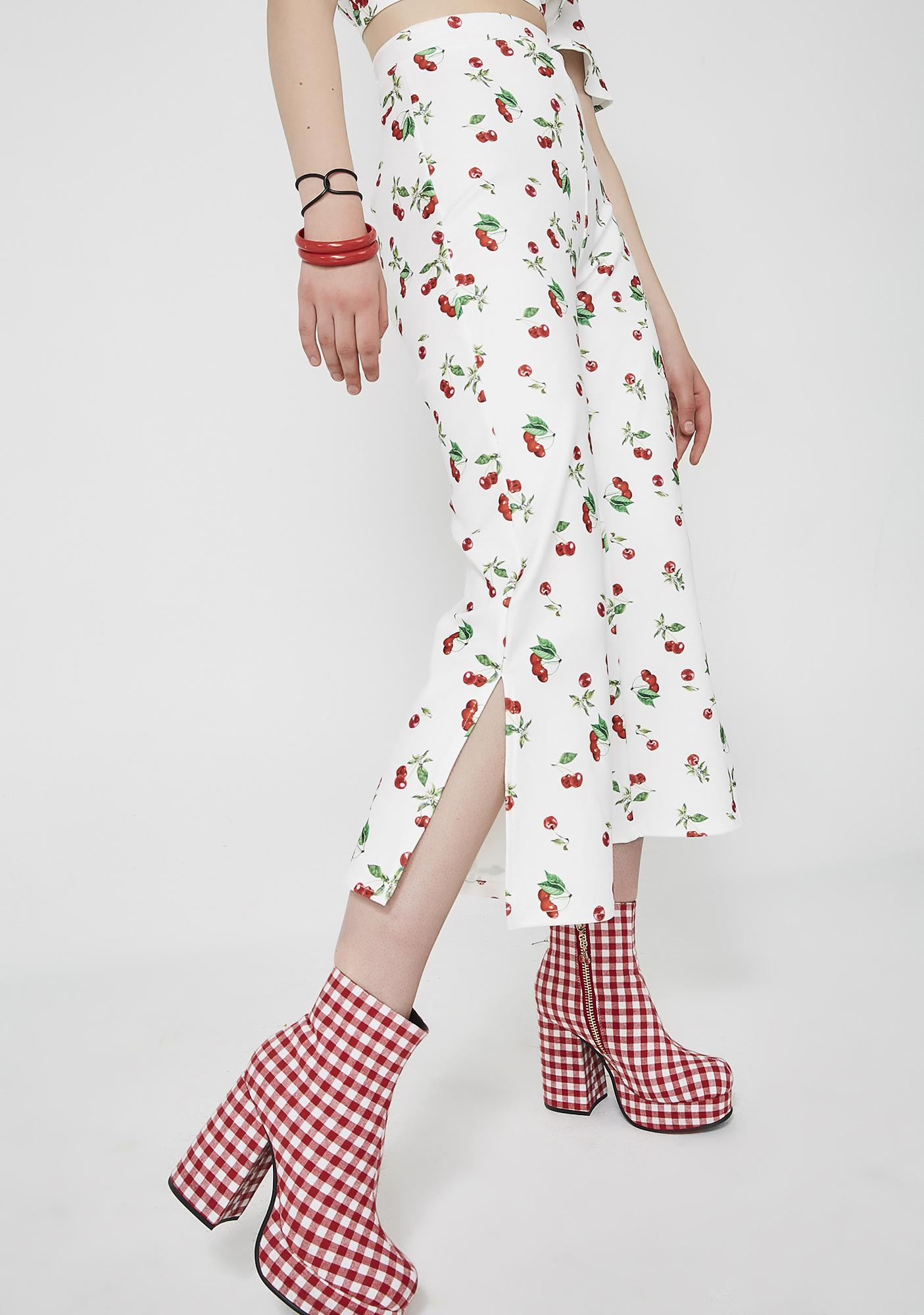 Cherry Amour Culottes
