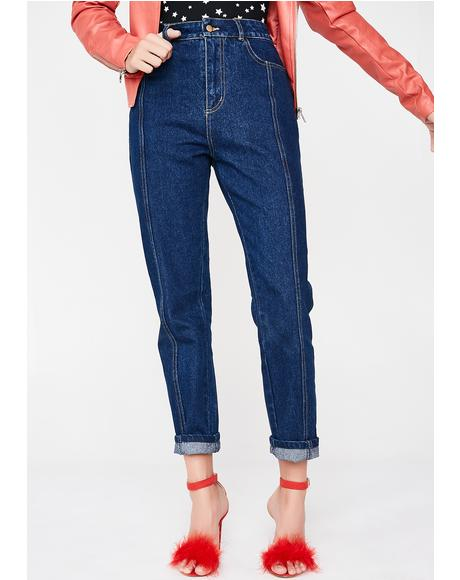 Sapphire Get It Together Denim Jeans